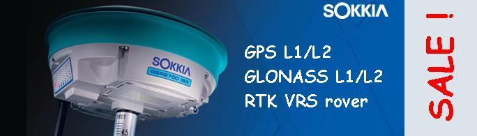 Sokkia GSR2700 ISX