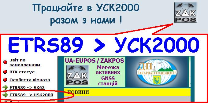 ETRS89 -> УСК2000