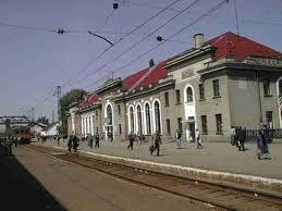 Мукачево. Вокзал.